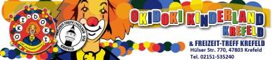 Logo von Freizeittreff Oki Doki Kinderland e.K., Inh. Söhret Akoglu